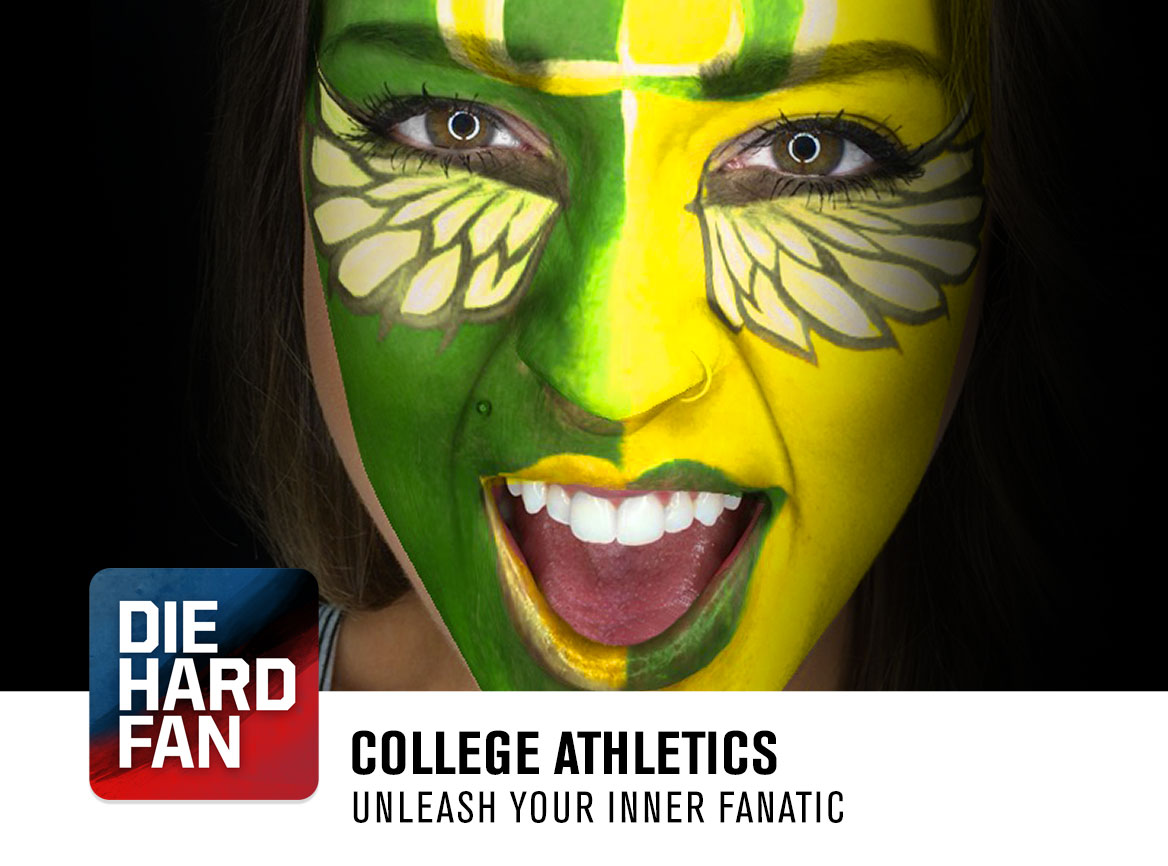 Die Hard Fan college football app