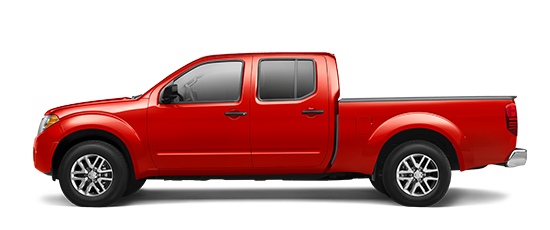 Photo of the Nissan Frontier Crew Cab SV V6 truck model.