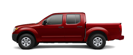 Photo of the Nissan Frontier Crew Cab S truck model.