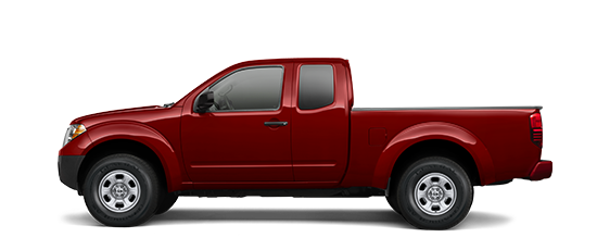 Photo of the Nissan Frontier King Cab S truck model.