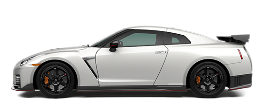 Photo of the Nissan GT-R NISMO sports car.