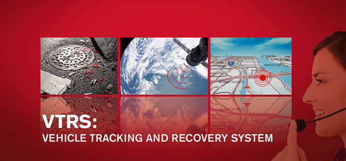 Nissan VTRS (Vehicle Tracking and Recovery System)