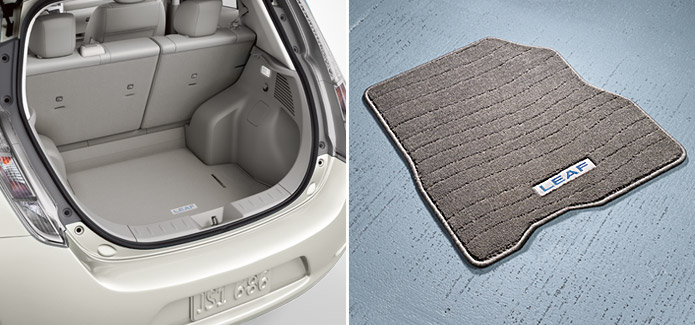 Carpeted Cargo and Floor Mats