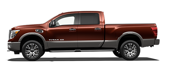 Photo of Nissan Titan Crew Cab Platinum Reserve Truck.