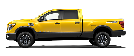 Photo of Nissan Titan Crew Cab PRO-4X Truck.
