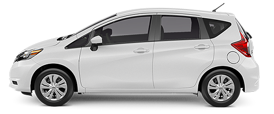 Photo of the Nissan Versa® Note® S Plus