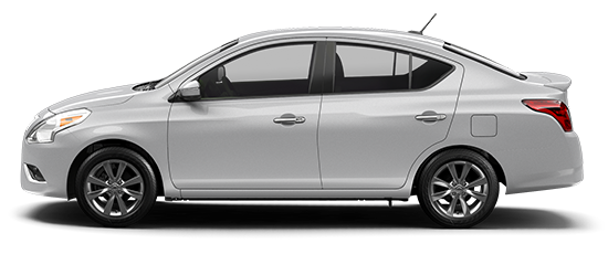 Photo of the Nissan Versa SL, 4-door Sedan.