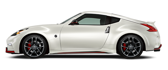 Photo of the Nissan NISMO 370Z® Coupe.