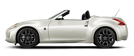 Photo of Nissan 370Z Touring Roadster.