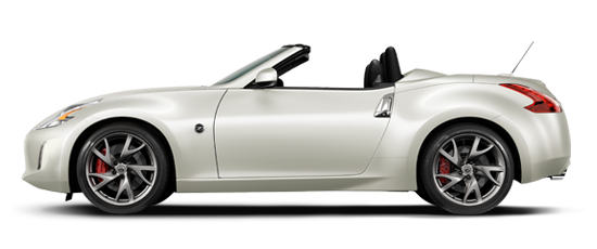 Photo of Nissan 370Z Touring Roadster Sport.