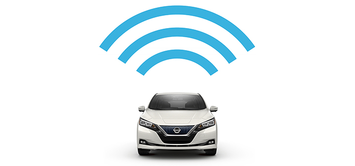 Nissan WiFi & Apps