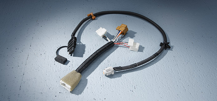 Trailer Tow Harness (4-pin)